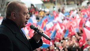 Erdoğan İstanbul'da miting yapacak