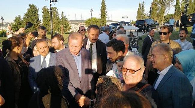 """Erdoğan: """"Mursi kardeşimize, şehidimize Allah'tan rahmet diliyorum"""""""
