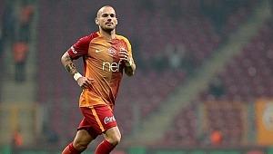 Galatasaray, Wesley Sneijder'i istemedi!