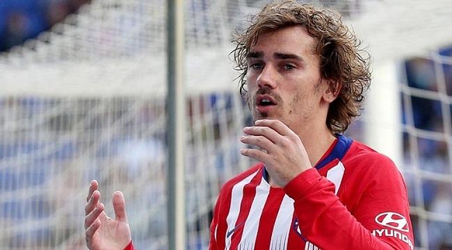 Griezmann'ın Barcelona'ya transferi resmen açıklandı