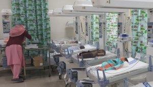 Hastanede klima bozuldu, 8 çocuk aşırı sıcaktan öldü