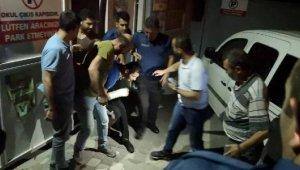 Hastaneden kaçan baba- oğul, kovalamacayla yakalandı - Bursa Haberleri