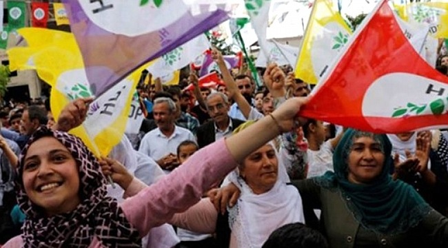 HDP'den İstanbul seçimi sonrası ilk mesaj