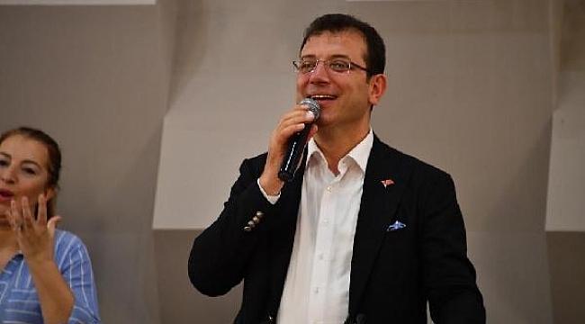 """İmamoğlu: """"İlk yurt dışı gezimi Balkanlar'a yapacağım"""""""