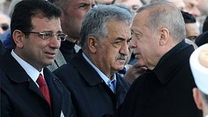 İmamoğlu'ndan Erdoğan sorusuna cevap