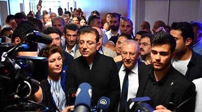 İmamoğlu'nun VIP krizine ilişkin yeni bir görüntü yayınlandı