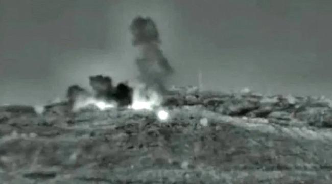 İsrail, Suriye'ye füze ile saldırdı... Ölü ve yaralılar var