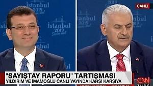 İstanbul Büyükşehir Belediyesi 753 milyon zarar etti mi? Sorusuna adaylardan yanıt!