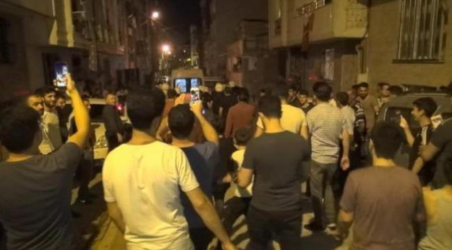 İstanbul'daki fuhuş baskınında şok görüntüler!