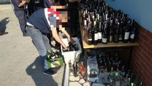 Jandarmadan kaçak içki uygulamasında 6 milyon TL ceza - Bursa Haberleri