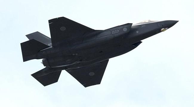 Japonya F-35'inin düşüş nedenini açıkladı