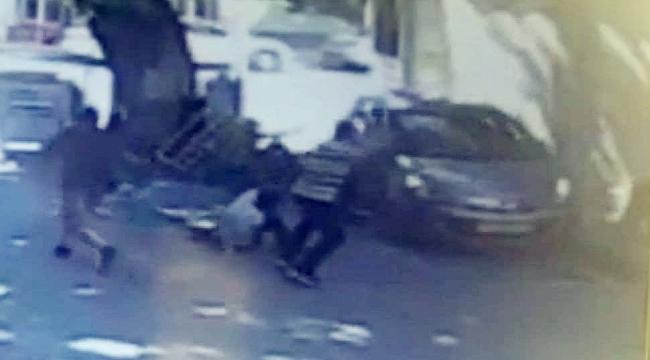 Kavga ettiği 5 kişinin üzerine araba sürdü - Bursa Haberleri