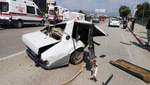 Kazada hayatını kaybeden 2 kişi toprağa verildi - Bursa Haberleri
