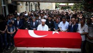 Kazada ölen uzman çavuş, memleketi Bursa'da toprağa verildi - Bursa Haberleri