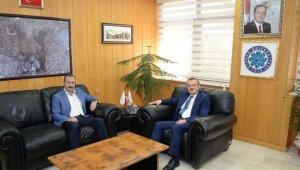 Kırıkkale Üniversitesi Rektörü Aslan'dan BUÜ Rektörü Kılavuz'a hayırlı olsun ziyareti - Bursa Haberleri