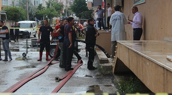 Kocaeli'de sel felaketi... 1 kadın hayatını kaybetti