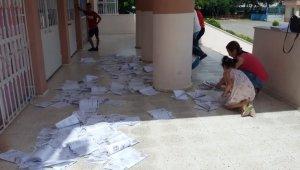 LGS sınavı sonrası velileri şaşırtan manzara