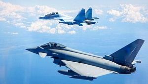 Londra-Dalaman seferinde panik anları: 2 savaş uçağı kalktı