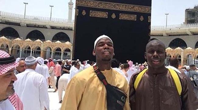 Manchester Unitedlı Paul Pogba, neden Müslüman olduğunu açıkladı