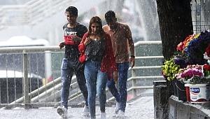 Meteoroloji'den 32 şehre sağanak yağış uyarısı