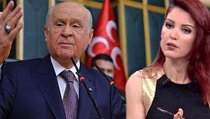 MHP Lideri Devlet Bahçeli, Nagehan Alçı'nın 'Öcalan' iddiasına çok sert yanıt verdi