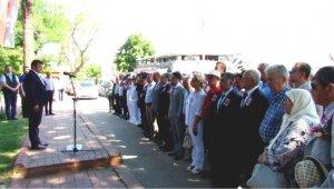 Mudanyalı şehit Şükrü Çavuş yâd edildi - Bursa Haberleri