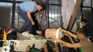 Pencerede asılı kalan hırsızlık şüphelisi serbest - Bursa Haberleri