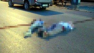Pompalı dehşet... Eski eşi ve sevgilisini öldürüp, intihar etti