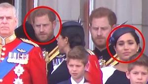 Prens Harry'nin, eşi Meghan'ı uyarması sosyal medyanın diline düştü!