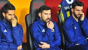 Şener Özbayraklı Galatasaray için kontrolden geçti