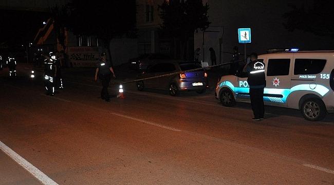 Sokak ortasında kurşun yağdırdılar - Bursa Haberleri