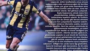 Soldado, Fenerbahçe'ye veda etti