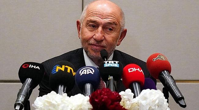 TFF Başkanı Nihat Özdemir'den yabancı kuralı açıklaması