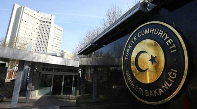 Türkiye'den Yunanistan'a Doğu Akdeniz konusunda sert mesaj