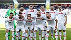 Türkiye'nin grubunda puanlar eşitlendi... İşte puan durumu