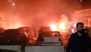 Türkiye-Suriye sınırında patlama: Çok sayıda ölü ve yaralı var