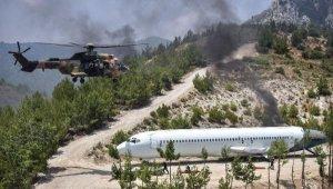 Türkiye ve KKTC'den nefes kesen tatbikat