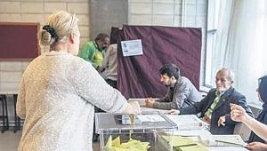 Üç ilçe ve bir beldede seçim günü