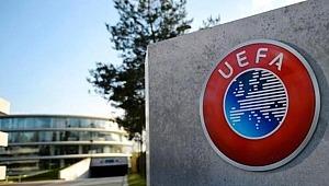 UEFA, futbol devini Avrupa'dan men etti
