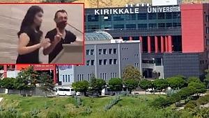 Üniversitede tepki çeken görüntü... İstiklal Marşı programdan kaldırıldı
