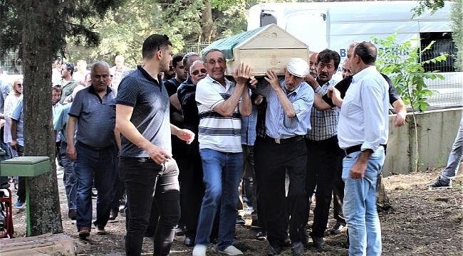 Ünlü ressam İbrahim Balaban Bursa'da toprağa verildi - Bursa Haberleri