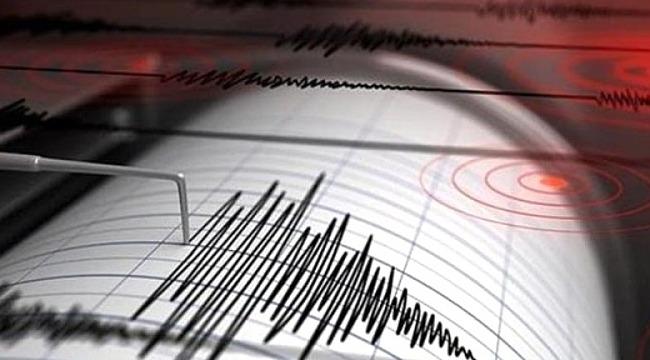 Van'da 3.7 şiddetinde deprem!