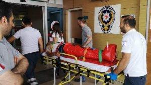 Yeğenini av tüfeğiyle yaralayan amca yakalandı - Bursa Haberleri