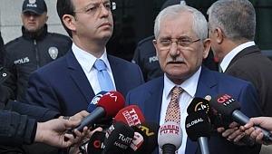 YSK Başkanı Sadi Güven'den İstanbul seçim sonuçları ile ilgili açıklama!