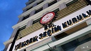 YSK'dan 23 Haziran İstanbul seçimiyle ilgili dikkat çeken karar