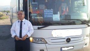15 yolcusu bulunan otobüs şoförü alkollü çıktı