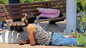 45 yaşındaki madde bağımlısının ölüm şekli görenleri hayrete düşürdü