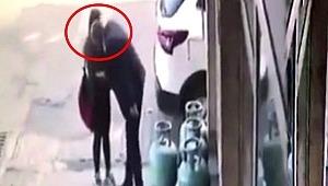 60 yaşındaki sapıktan 13 yaşındaki kıza taciz