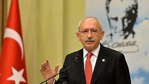 AB'nin Türkiye'ye yaptırım kararına Kılıçdaroğlu'ndan tepki