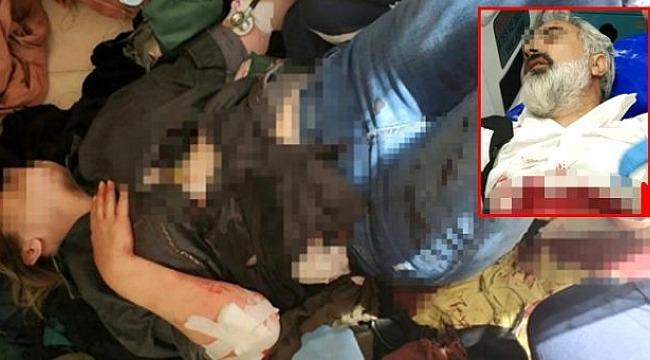 Arkadaşlık isteğini reddeden kadını bıçaklayıp, intihara kalkıştı - Bursa Haberleri